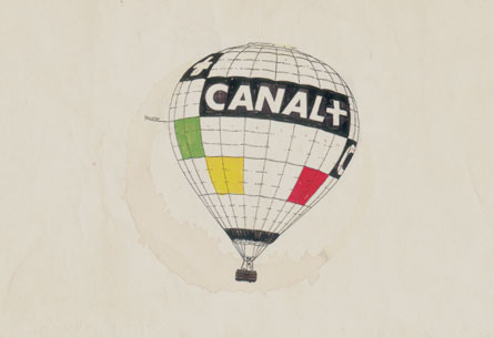 web art – 15 years of canal+