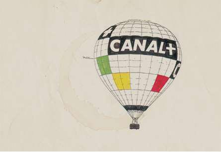 new art – 15 lecie canal+